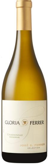 Gloria Ferrer Caves & Vineyards José S. Ferrer Selection Chardonnay Bottle Preview