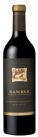 Gamble Family Vineyards Cabernet Sauvignon, Napa Valley Bottle Preview