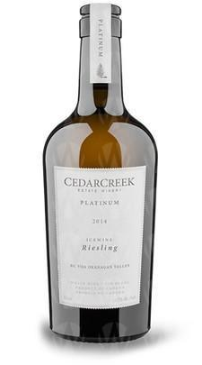 CedarCreek Estate Winery Platinum Riesling Icewine