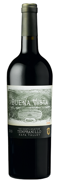 Buena Vista Winery Count's Selection Tempranillo Bottle Preview