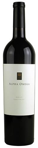 Alpha Omega Merlot Bottle Preview