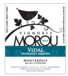Vignoble Morou Vidal Vendanges Tardives