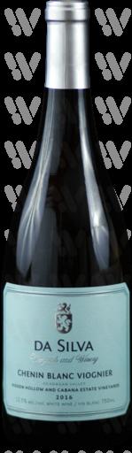 Da Silva Vineyard and Winery Chenin Blanc Viognier