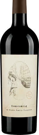 Browne Family Vineyards Spymaster Homecoming Cabernet Sauvignon Bottle Preview