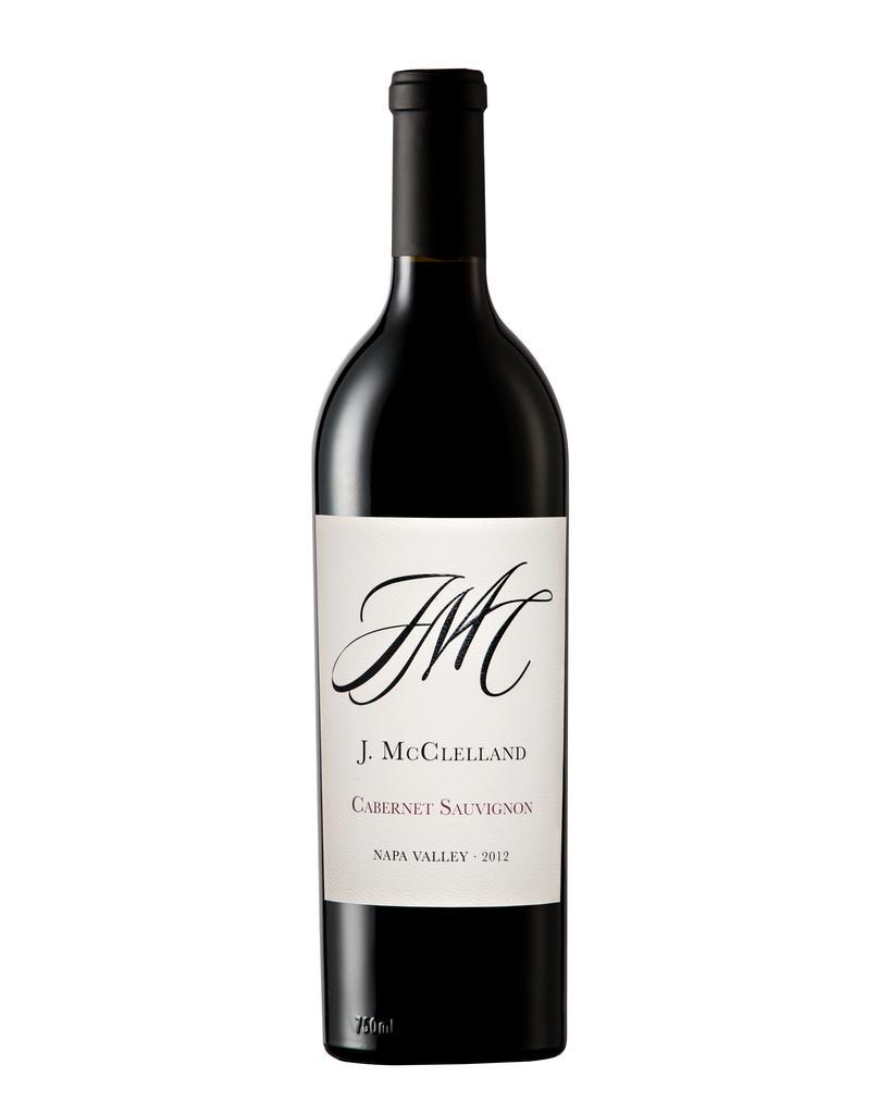 Steele Canyon Cellars J. McClelland Cabernet Sauvignon Bottle Preview