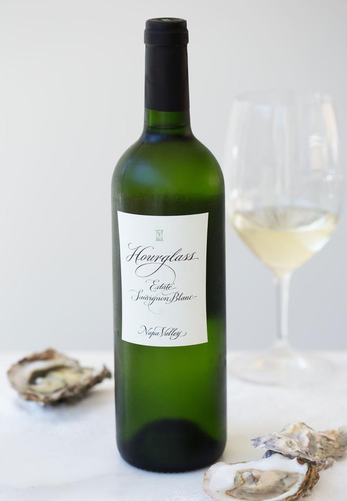 Hourglass Wine Co. Hourglass Estate Sauvignon Blanc Bottle Preview
