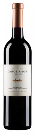 Canoe Ridge Vineyard Red Mountain Cabernet Sauvignon Bottle Preview