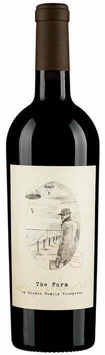 Browne Family Vineyards Spymaster The Farm Cabernet Sauvignon Bottle Preview
