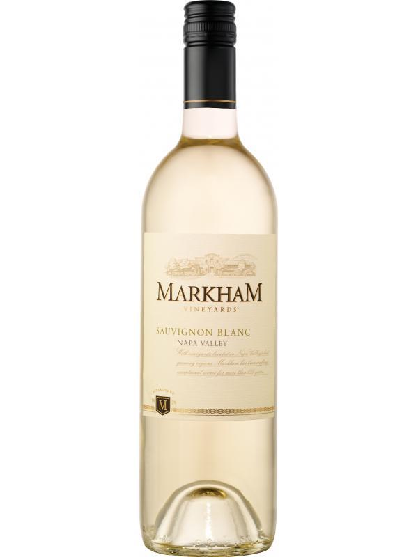 Markham Vineyards Sauvignon Blanc Bottle Preview