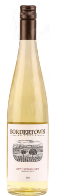 Bordertown Vineyards & Estate Winery Gewurztraminer