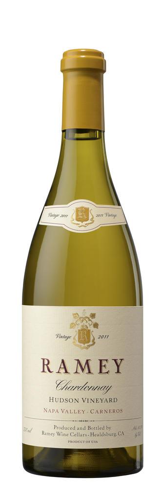 Ramey Wine Cellars Chardonnay, Hudson Valley, Carneros Bottle Preview