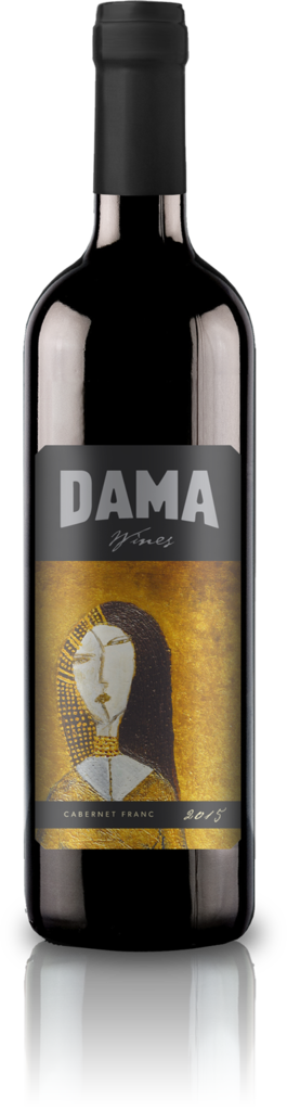 DAMA Wines Cabernet Franc Bottle Preview