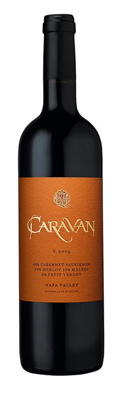 Darioush Winery CARAVAN Bottle Preview
