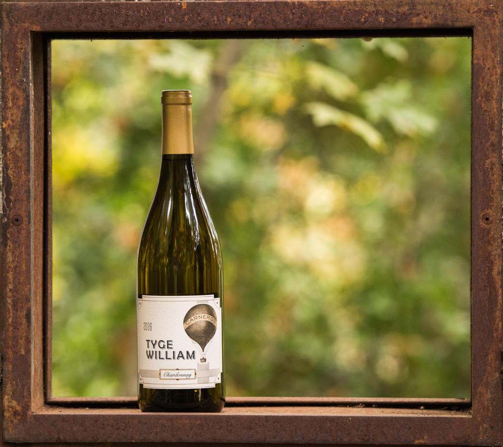 Tyge William Cellars Carneros Chardonnay Bottle Preview