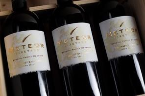 Meteor Vineyard Special Family Reserve Cabernet Sauvignon 3 Pack Bottle Preview