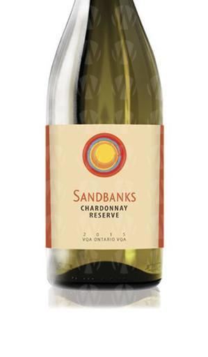 Sandbanks Estate Winery Chardonnay Reserve