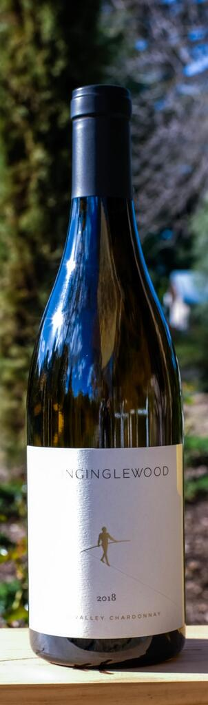 Young Inglewood Vineyards Napa Valley Chardonnay Bottle Preview