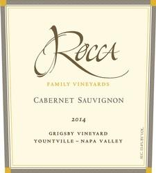 Rocca Family Vineyards Grigsby Cabernet Sauvignon Bottle Preview