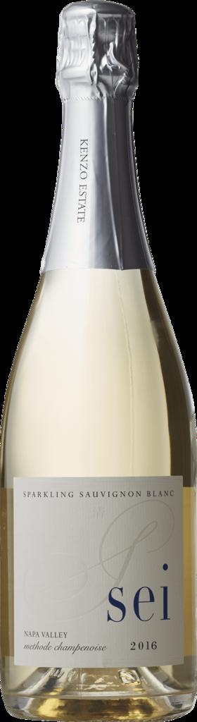 Kenzo Estate sei Sparkling Sauvignon Blanc Bottle Preview