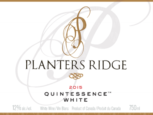 Planters Ridge Winery Quintessence White