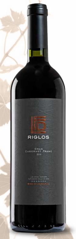 Riglos Gran Cabernet Franc Bottle Preview