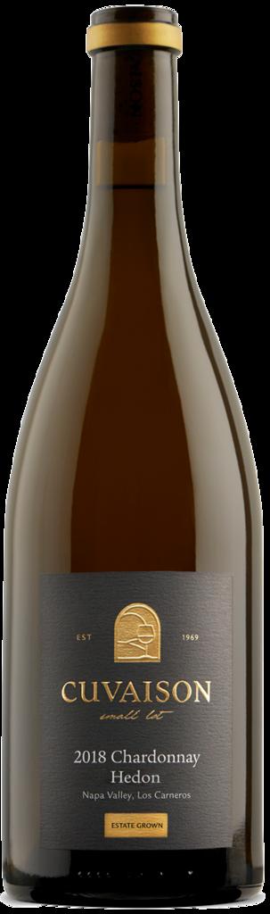 Chardonnay, Hedon Bottle
