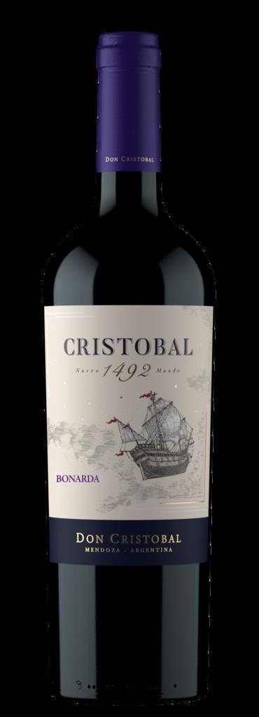 Bodega Don Cristobal Cristobal 1492 Bonarda Bottle Preview