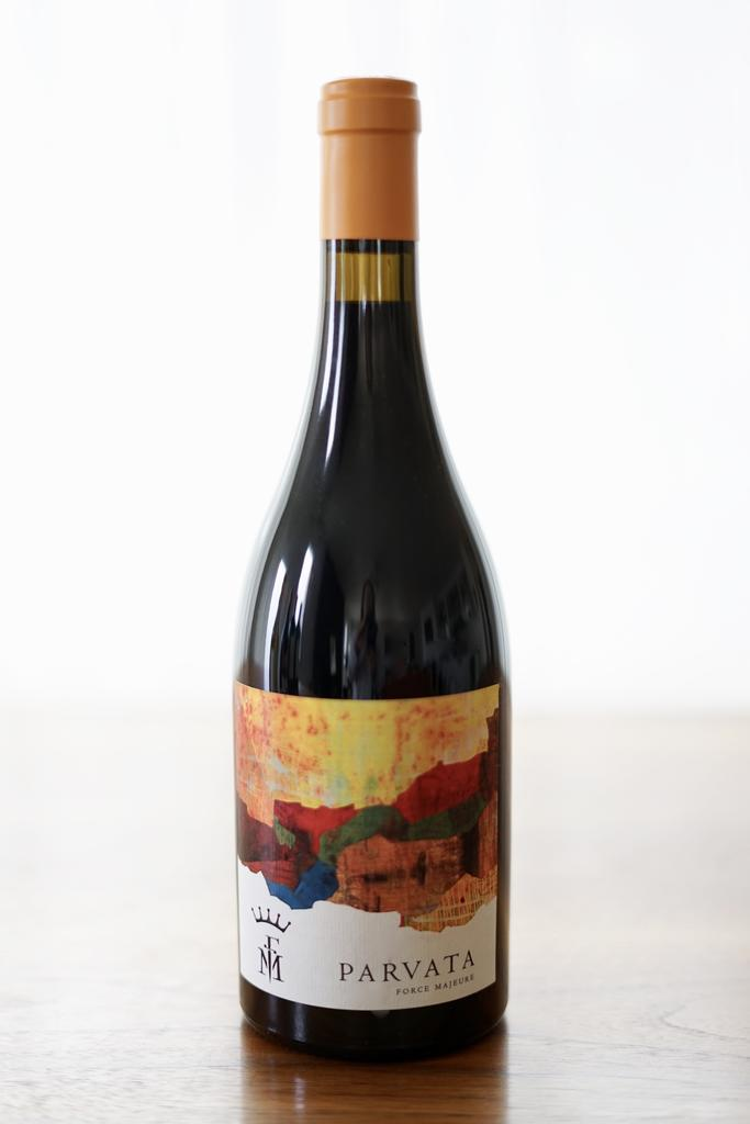 Force Majeure Vineyards Force Majeure Estate Parvata Bottle Preview