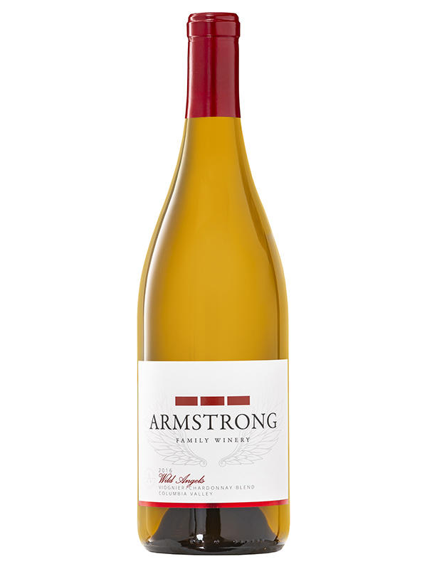 Armstrong Family Winery Wild Angels Bottle Preview