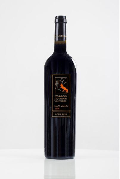 Storybook Mountain Vineyards Four Reds Bottle Preview