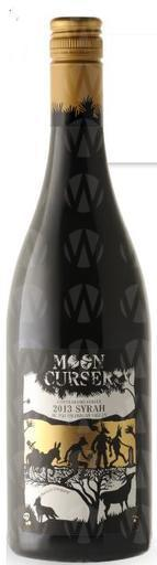 Moon Curser Vineyards and Winery Contraband Syrah