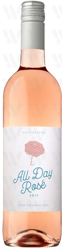 Huff Estates Winery All Day Rosé
