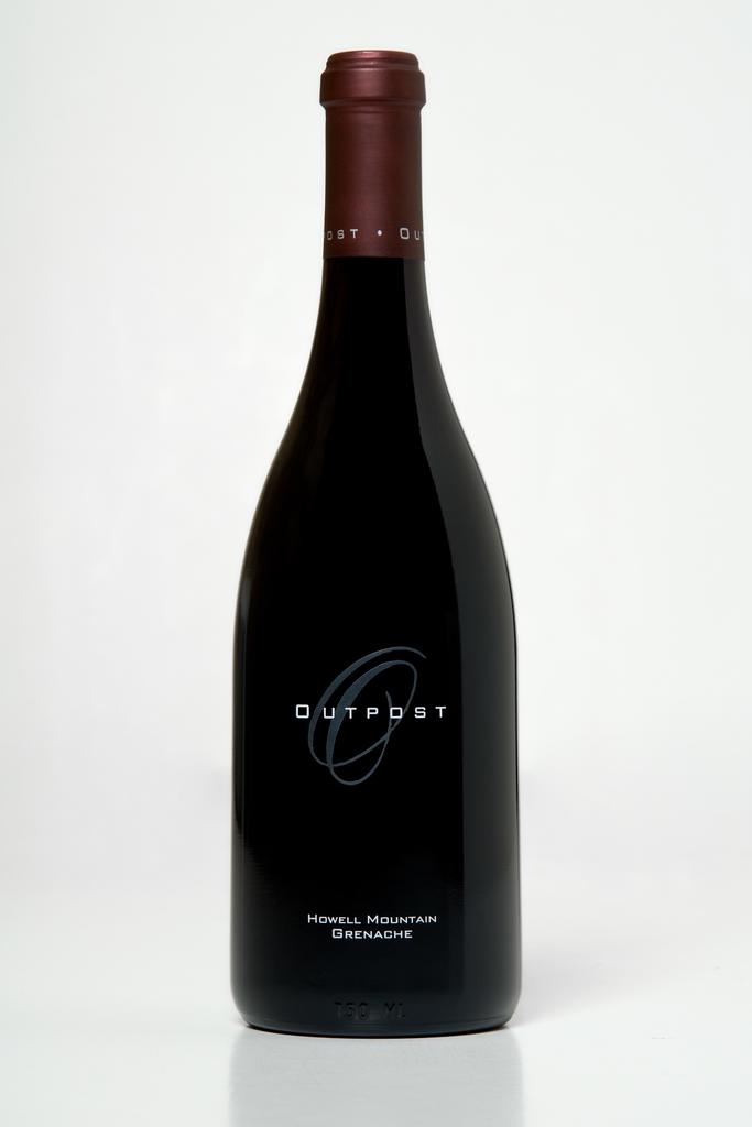 Outpost Wines Outpost Howell Mountain Grenache Bottle Preview
