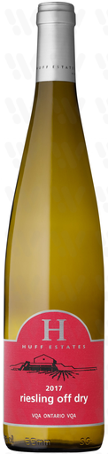 Huff Estates Winery Riesling Off Dry