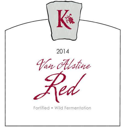 Karlo Estates Van Alstine Red