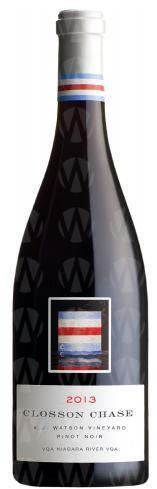 Closson Chase Vineyards K. J. Watson Pinot Noir