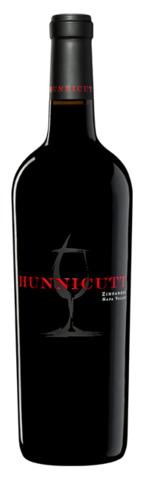 HUNNICUTT Zinfandel Bottle Preview