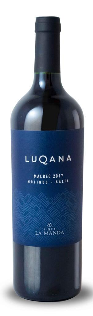 Finca La Manda LuQana Malbec Bottle Preview