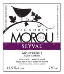 Vignoble Morou Seyval