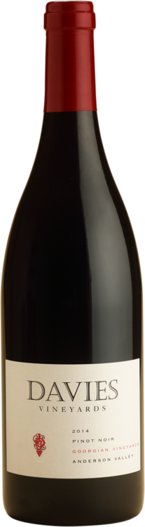 Davies Vineyards GOORGIAN VINEYARD PINOT NOIR Bottle Preview