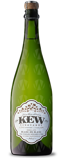 Kew Vineyards Barrel Aged Blanc De Blanc