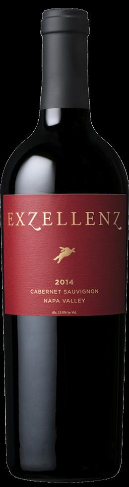 """HALL Napa Valley """"EXZELLENZ"""" CABERNET SAUVIGNON Bottle Preview"""