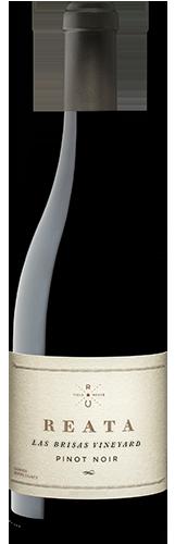 Jamieson Ranch Vineyards REATA LAS BRISAS VINEYARD CARNEROS PINOT NOIR Bottle Preview