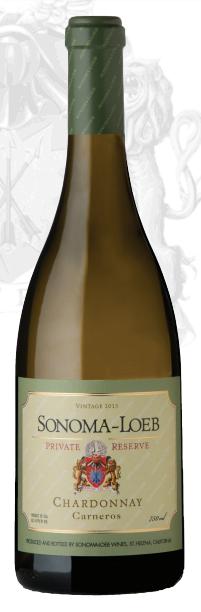 Sonoma-Loeb Wines Private Reserve Chardonnay, Sangiacomo Vineyard Bottle Preview