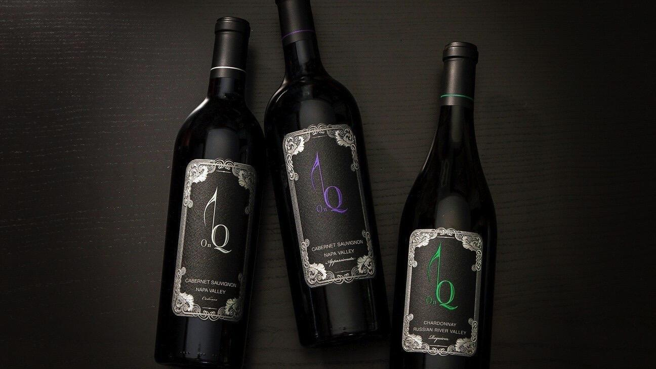 On Q Wines Cover Image