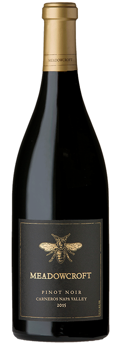 Meadowcroft Wines Carneros Napa Valley Pinot Noir Bottle Preview