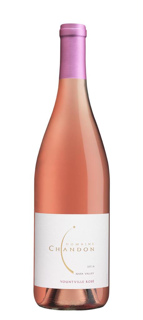 Domaine Chandon US Rosé, Yountville Bottle Preview
