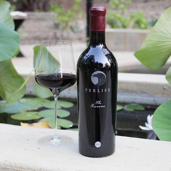 Perliss Estate The Ravens Bottle Preview