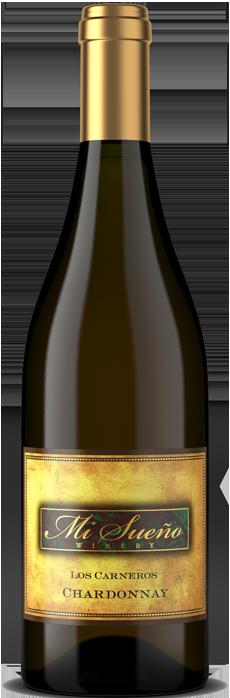 Los Carneros Chardonnay Bottle