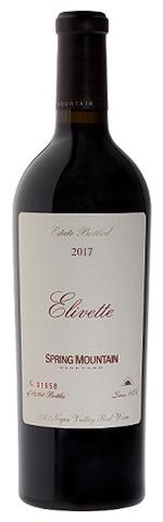 Spring Mountain Vineyard Elivette Bottle Preview